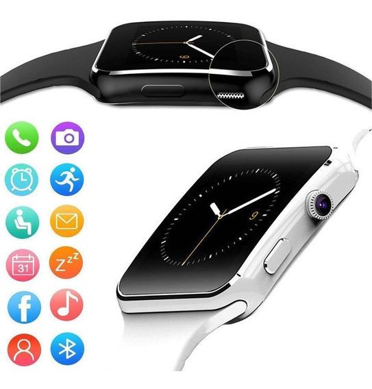El Mejor Reloj Inteligente, Smartwatch X6 Pantalla Táctil