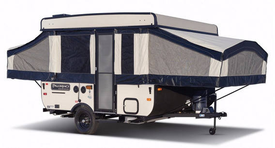 Tent Trailer T8 0km - Motorhome - Y@w7