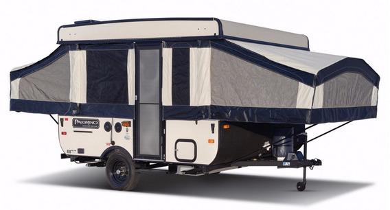 Tent Trailer T8 0km - Motorhome - Y@w2 - Imperdível