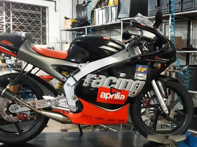 Aprilia Rs50 C/ Motor Dt200 Troco P/ Moto Menor Valor