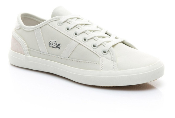 Tenis Lacoste Mujer Sideline 119 3 Casual Lifestyle Original
