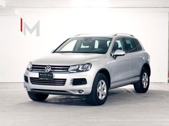 Volkswagen Touareg 3.0 Diesel Impecable 2015