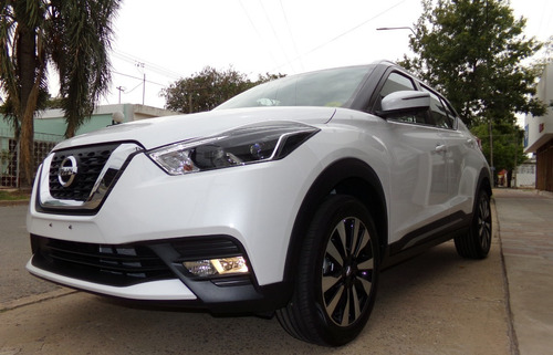 Nissan Kicks 1.6 Exclusive Cvt 0km My21 Unidad Disponible