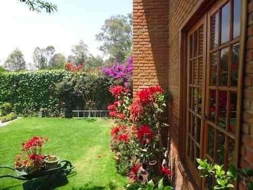 Residencia En Venta Tecamachalco