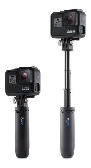Mini Bastão Selfie E Tripé - 2 Em 1 Gopro Shorty
