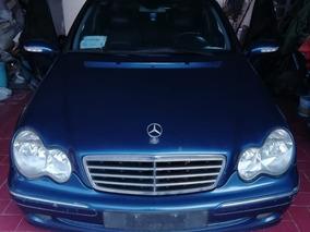 Mercedes-benz Clase C 1.8 200 Kompressor Avantgarde Mt