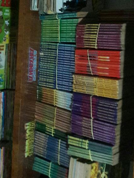 Lote Com 10 Livros De Bolso