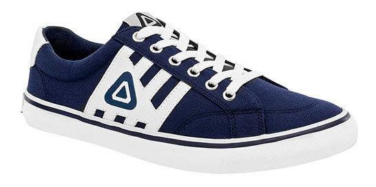 Sneaker Urbano Niño Playing Azul Textil C12219 Udt