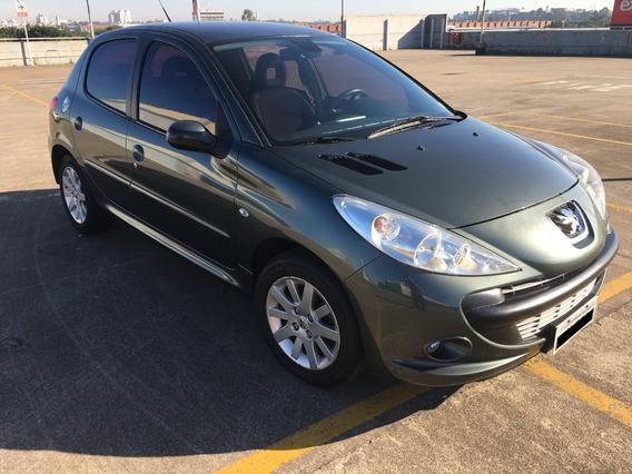 Peugeot 207 Xs 1.6 Flex 16v 5p - 2º Dono, Baixo Km