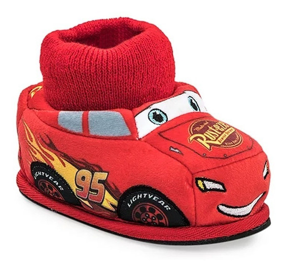 Pantuflas Addnice Original Cars Rayo Mc Queen (1006)