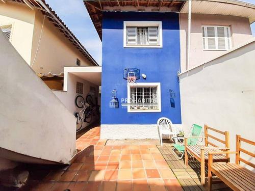 Imagem 1 de 30 de Sobrado À Venda No Jardim Regis - So3602