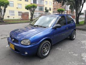 Chevrolet Corsa @ctive Mt1400cc Azul Europa Sa