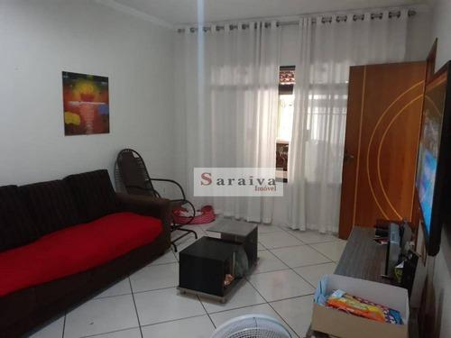 Casa Com 3 Dormitórios À Venda, 197 M² Por R$ 745.000,00 - Vila Caminho Do Mar - São Bernardo Do Campo/sp - Ca0716