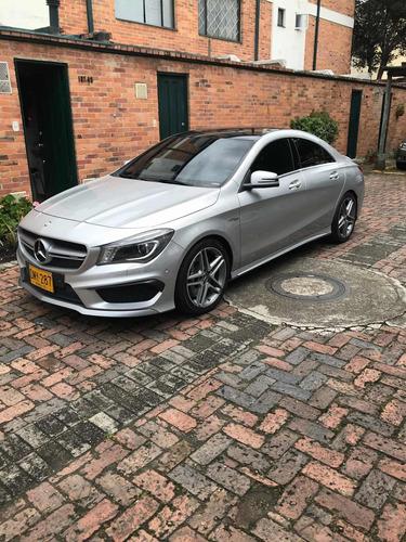 Mercedes-benz Clase Cla 2017 2.0 Amg 4matic