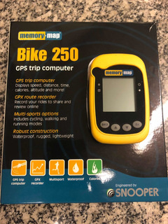 Gps Bike 250 - Memory Map