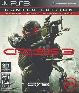 Crysis 3 - Digital - Ps3 - Manvicio Store