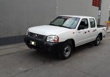 Vendo Nissan Frontier 2010 Motor Sellado Td27 Un Solo Dueño