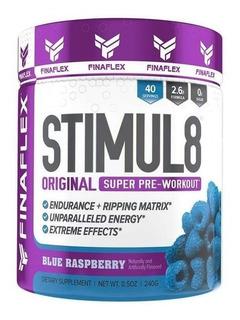 Stimul 8 Finaflex Importado Pré Treino 40doses - Nova Versão