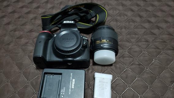 Câmera Nikon D5300 + 18-55 Com Fungos - 8430 Cliques