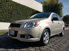 Chevrolet Aveo 2013 Ltz Factura Original Todo Pagado