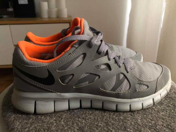 Nike Free Run 2 Mujer Usadas Muy Buen Estado Talle 40 Us7