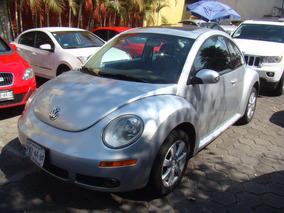 Volkswagen Beetle Gls 2011 Plata