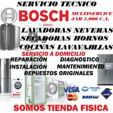Servicio Técnico Bosch Nevera Lavadora Secadora Repuestos
