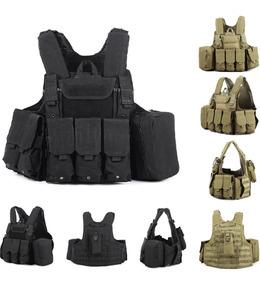Chaleco Táctico Militar Policial Multiusos Mod Armory - M63
