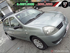 Renault Clio 1.0 Authentique 8v 2008 - F7 Veículos