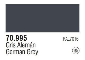 Tinta German Grey 70995 Model Color Vallejo Modelismo