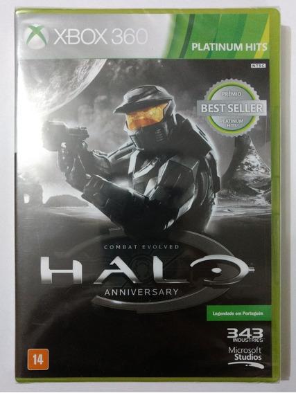 Halo Combat Evolved Anniversary Xbox 360 + Revista