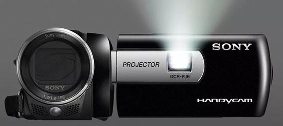 Filmadora Sony Dcr-pj6