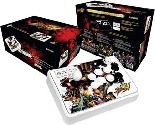 Arcade Stick Xbox 360 Collectors Edition 20th Street Fighter