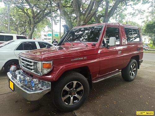 Toyota Land Cruiser Macho 4.5
