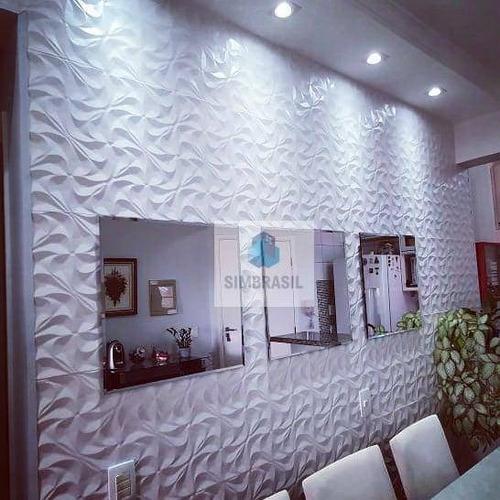 Apartamento Com 3 Dormitórios À Venda, Por R$ 430.000 - Jardim Alto Da Boa Vista - Valinhos - Ap1834
