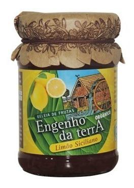 Imagem 1 de 1 de Geleia De Frutas Sabor Limão Siciliano Orgânico 210g