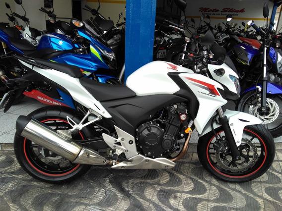 Honda Cb 500f 2014 Abs Moto Slink