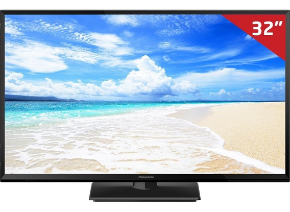 Smart Tv Led 32 Tc-32fs600b Panasonic, Hd Hdmi Usb Com Função Ultra Vivid E Wi-fi Integrado