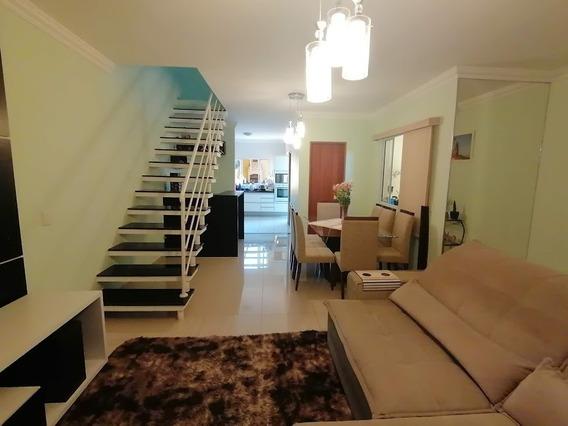 Lindo Sobrado 3 Dorm 1 Ste C/ Closet Atibaia X Casa (+) Vlr.