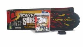 Controle Ps3 Skate Wireless Com Jogo Tony Hawk Shred