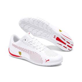 822537dea Tenis Puma Ferrari Drift Rojo Y Blanco - Tenis de Hombre en Mercado ...