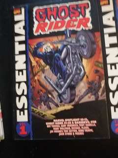 Coleccion Essential Ghost Rider Comics Originales Ingles