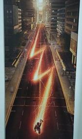 Poster Exclusivo Flash Dc 90x30 Coleção Omelete Box
