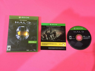 Halo Master Chief Collection Xbox One (game Army)