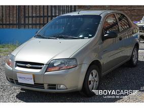 Chevrolet Aveo Ls 2012