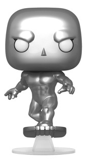 Funko Pop Fantastic Four Silver Surfer