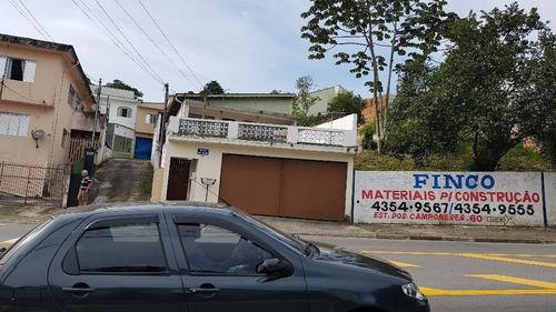 Sobrado Com 3 Dormitórios À Venda, 191 M² - Riacho Grande - São Bernardo Do Campo/sp - So18677