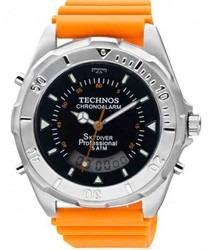 Relógio Technos Skydiver T20562/8l Original Com Nota Fiscal