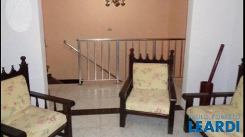 Casa Assobradada - Bela Vista - Sp - 634779