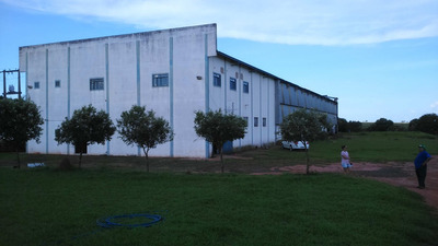 Imovel Industrial Em Aparecida Do Taboado Ms - 38000 Mt2